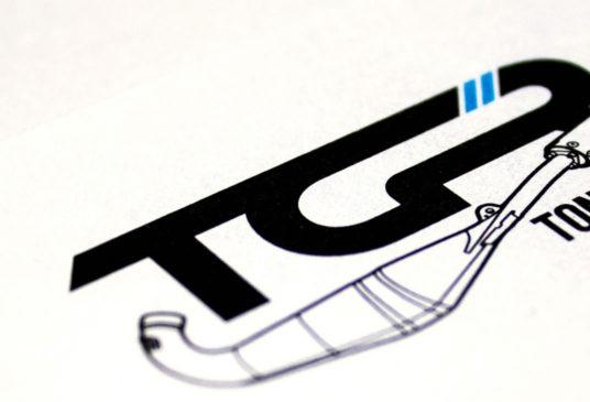 Logos branding and corporate identity