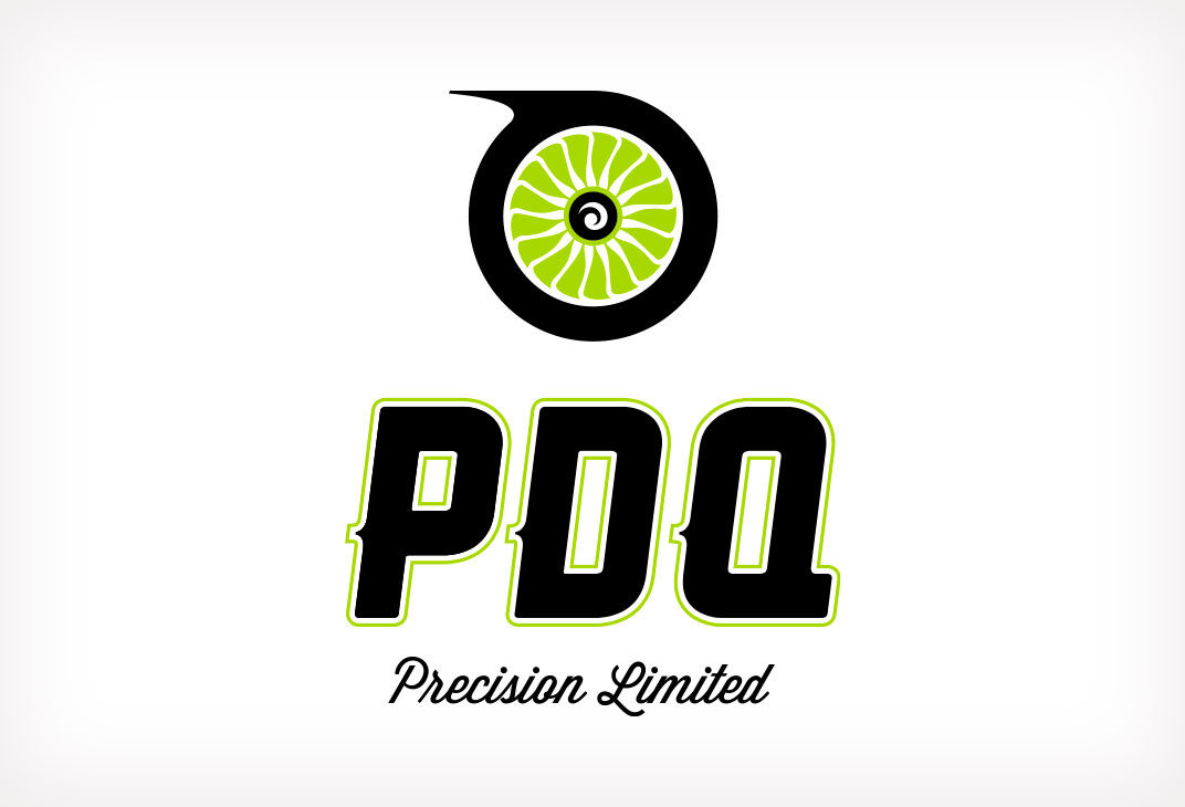 Logo design for a precision engineering company
