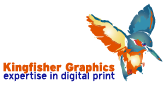 Spyre and Kingfisher Graphics