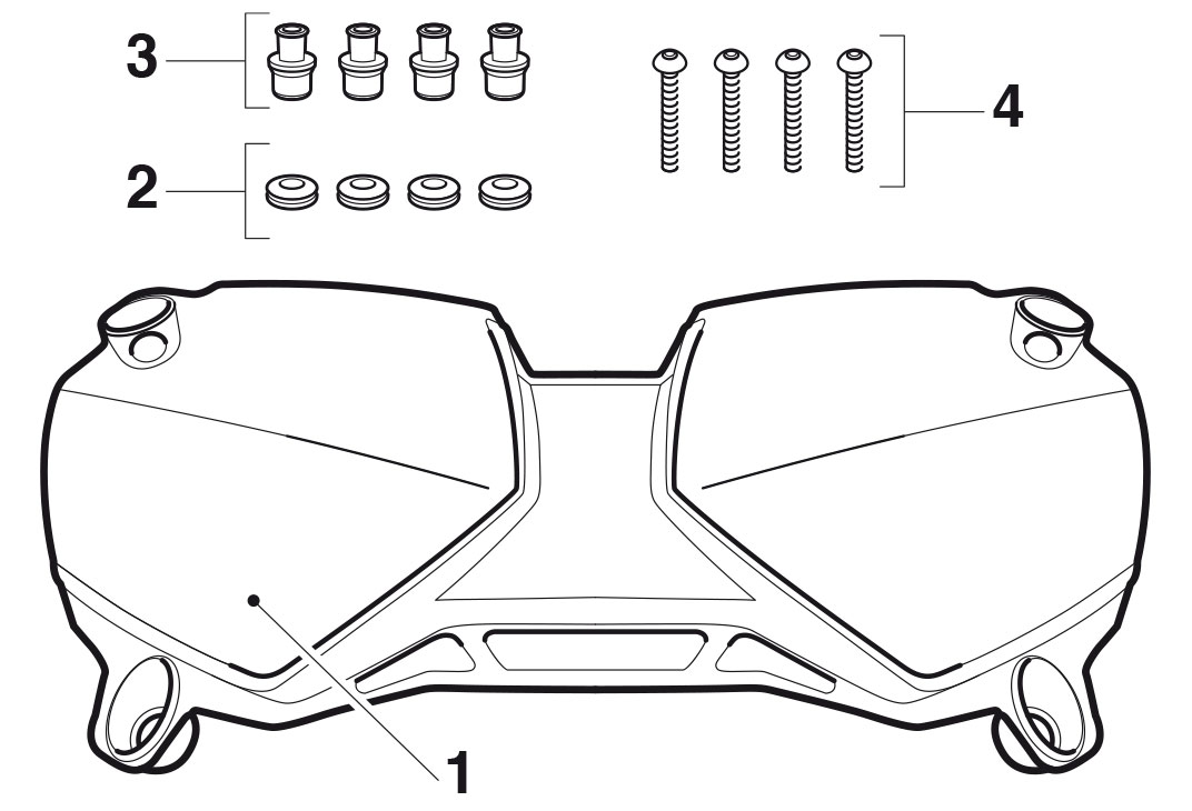 Technical illustration and diagrams for Triumph Motorcycles