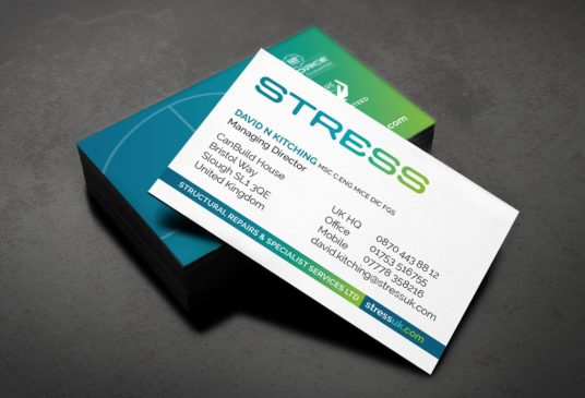 Branding and logo design for structural engineering company