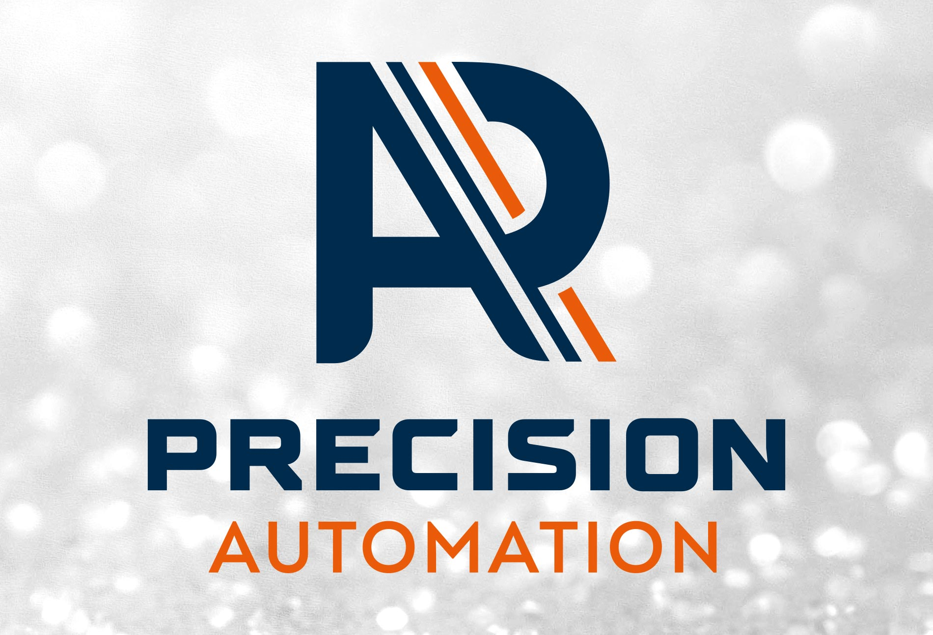 Custom logo design for Precision Automation